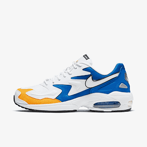 Кроссовки NIKE AIR MAX 2 LIGHT PRM