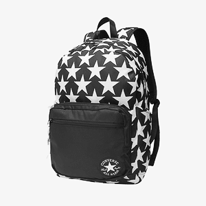 Рюкзак CONVERSE STARS GO 2 BACKPACK BLACK