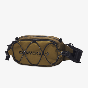 Сумка CONVERSE SWAP OUT SLING MOSS/OLIVE/BLACK