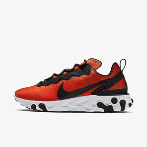Кроссовки NIKE REACT ELEMENT 55 PRM SU19