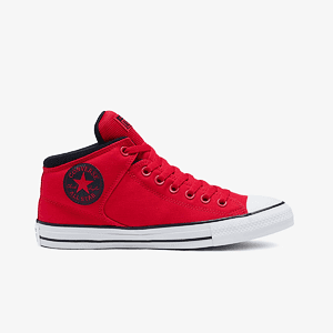 Кеды CONVERSE CTAS HIGH STREET MID UNIVERSITY RED
