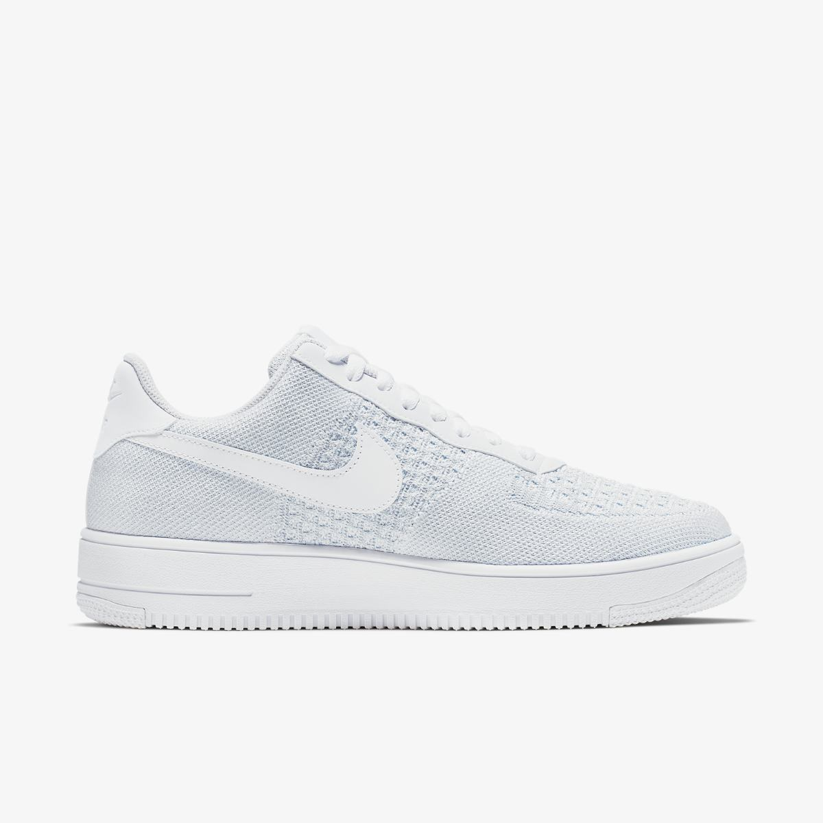 Кроссовки NIKE AIR FORCE 1 FLYKNIT 2.0