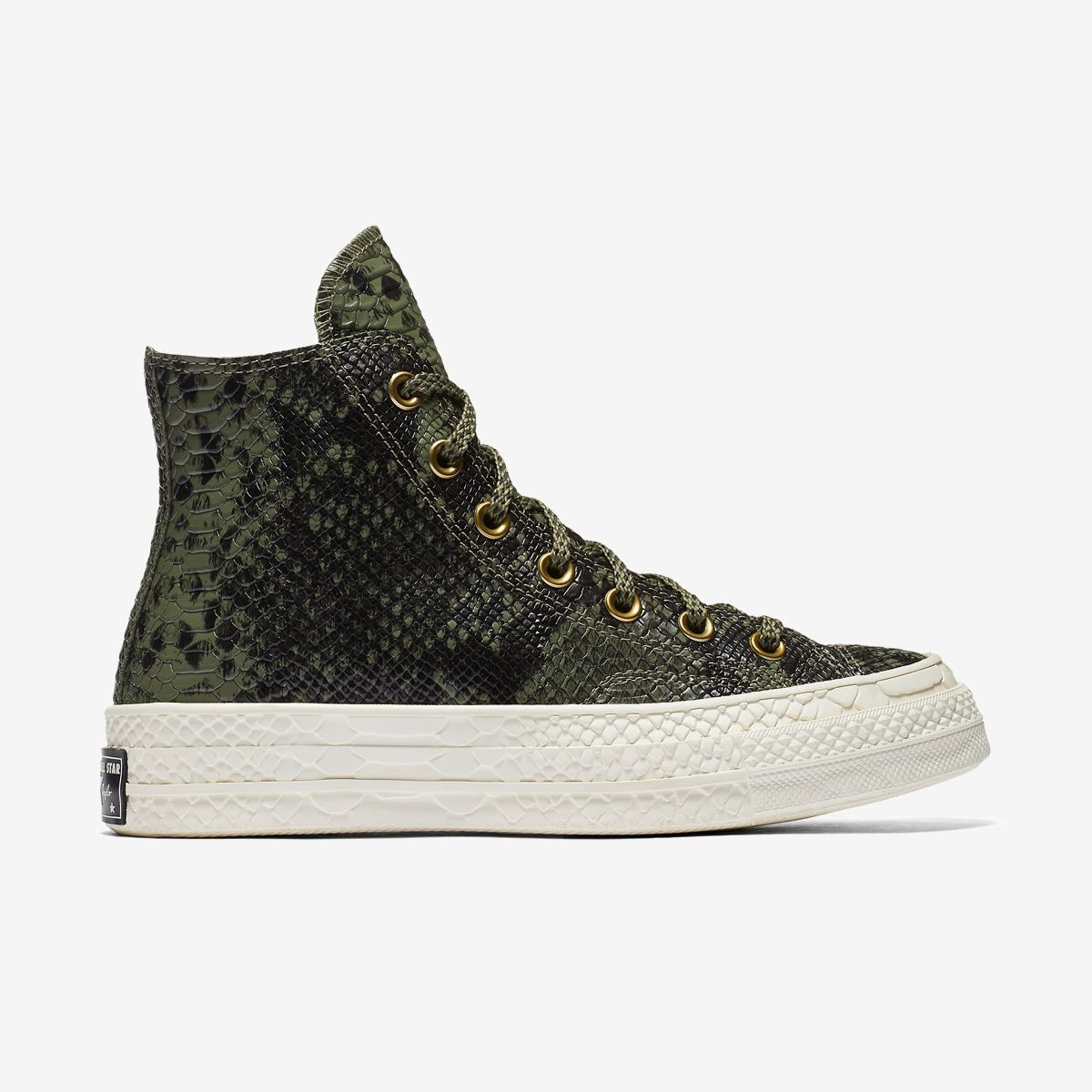 Кеды Converse CHUCK 70 HI FIELD SURPLUS/BLACK/EGR