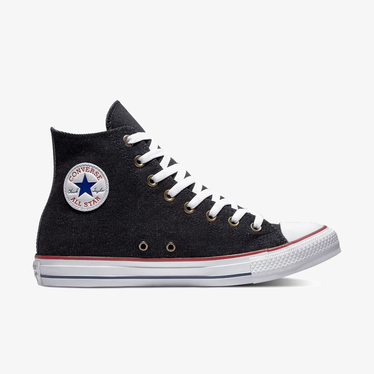 Кеды Converse Chuck Taylor All Star Denim High Top