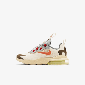 Кроссовки Nike Air Max 270 React Travis Scott Cactus Trails