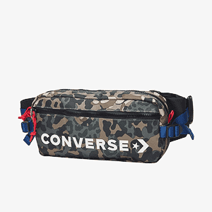 Сумка CONVERSE HIP PACK OLIVE/BLK/BLUE