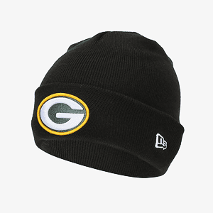 Шапка New Era NFL CUFF KNIT GREPAC
