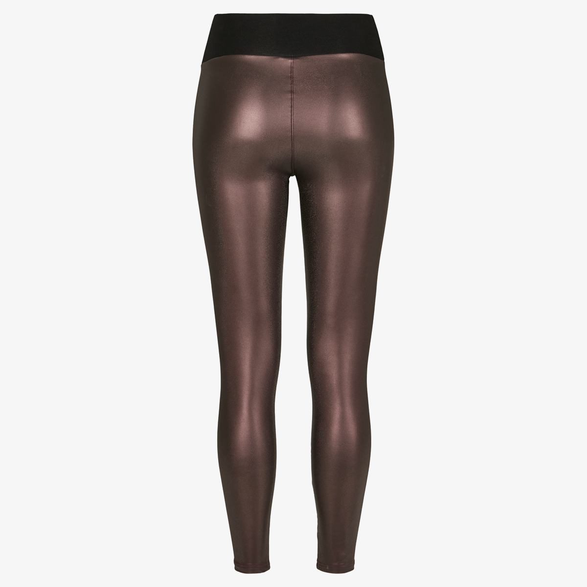 Лосины Urban Classics Ladies Faux Leather High Waist Leggings