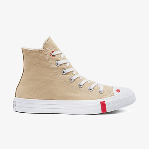 Кеды Converse CTAS HI DESERT ORE/UNIVERSITY RED