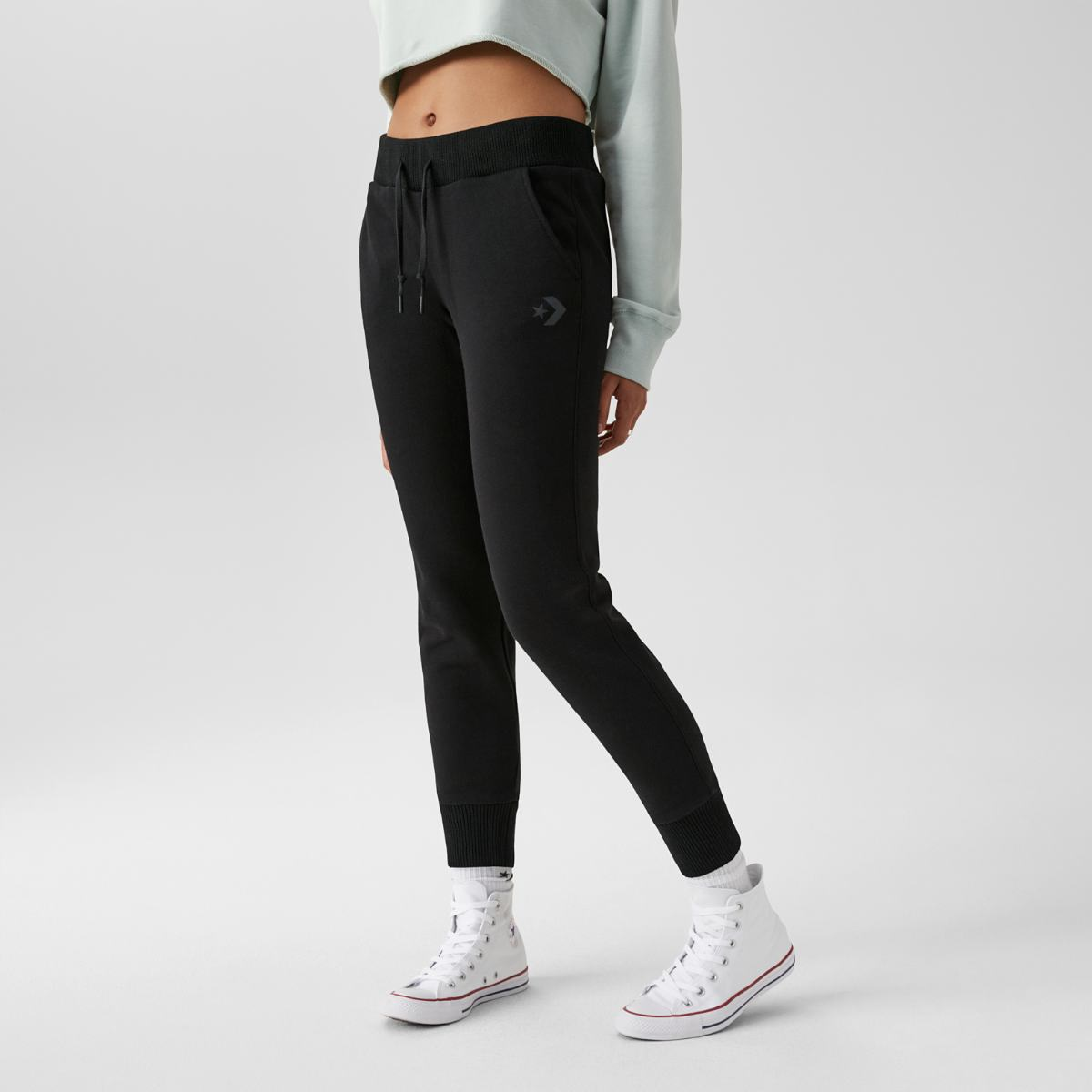 Брюки Converse Sweater Knit Pant