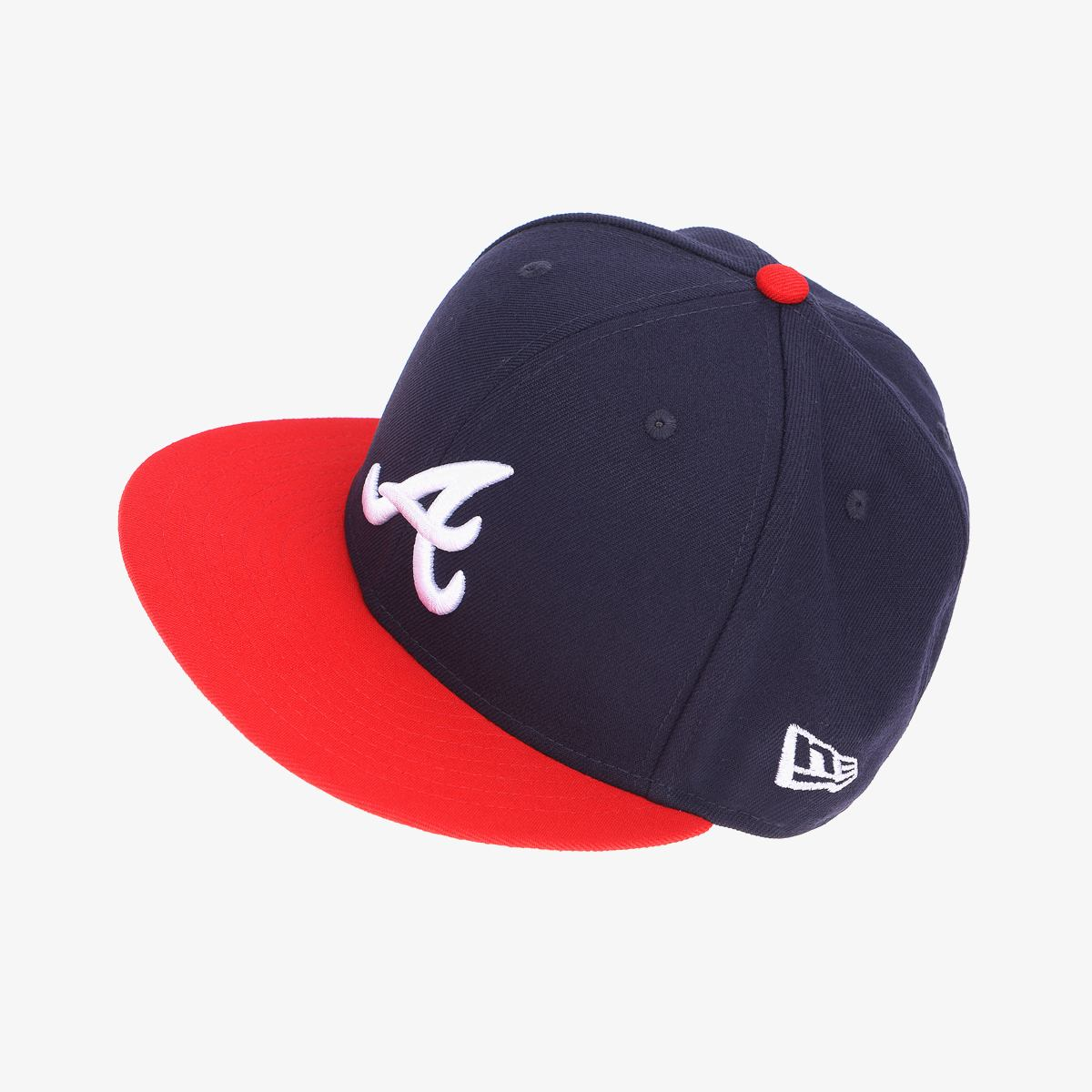 Кепка New Era mlb fitted game cap atlbra otc