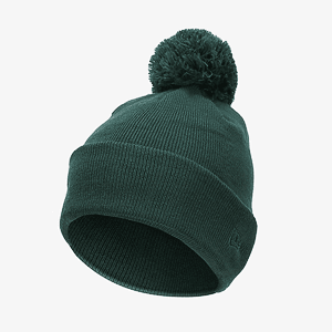 Шапка New Era tonal pop cuff bobble