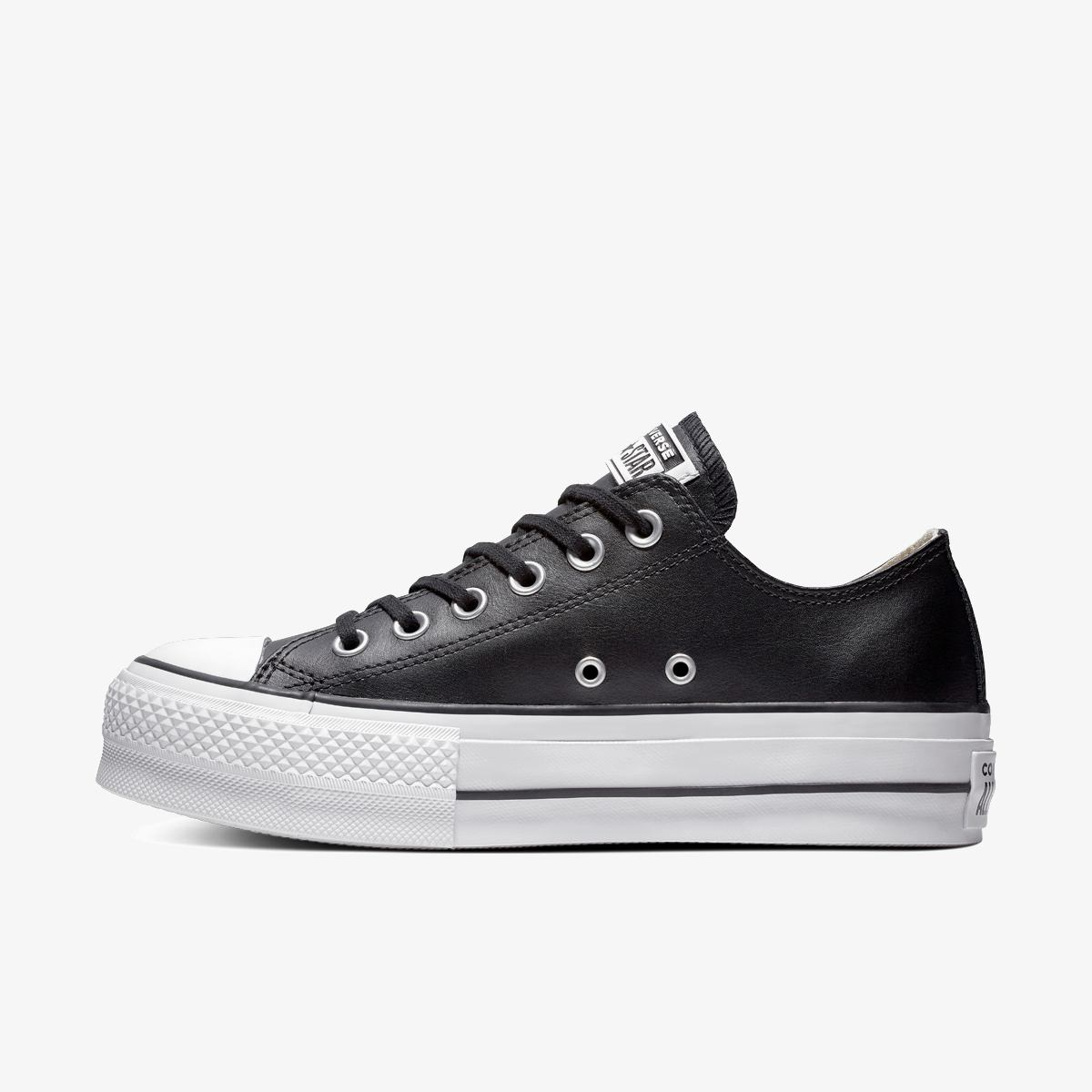 Кеды Converse Chuck Taylor All Star Lift Clean Leather Low Top