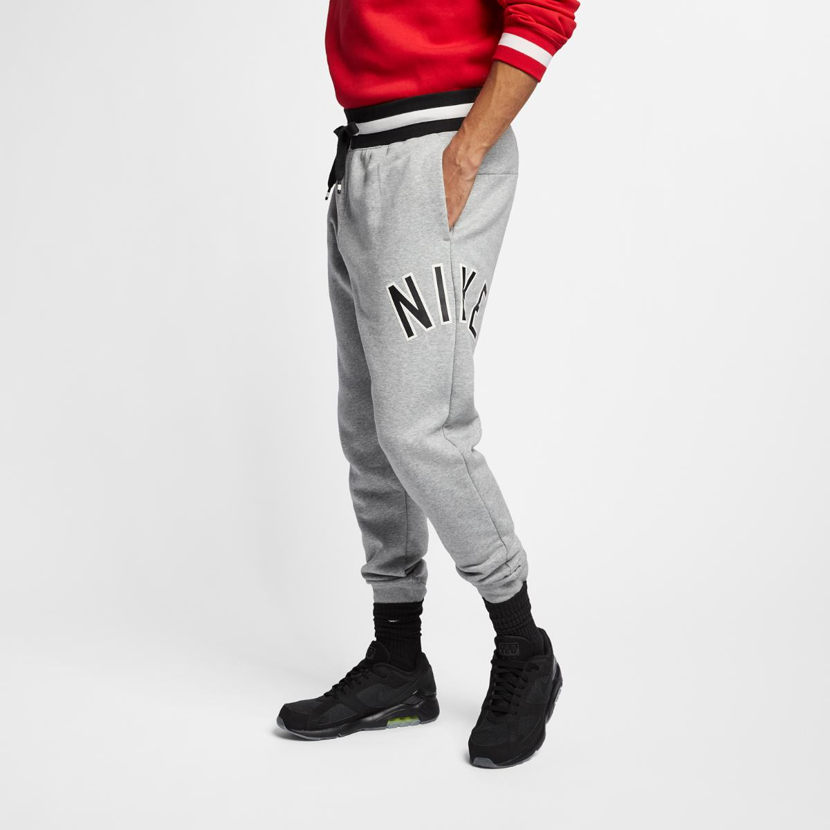 Брюки Nike M NSW AIR PANT FLC