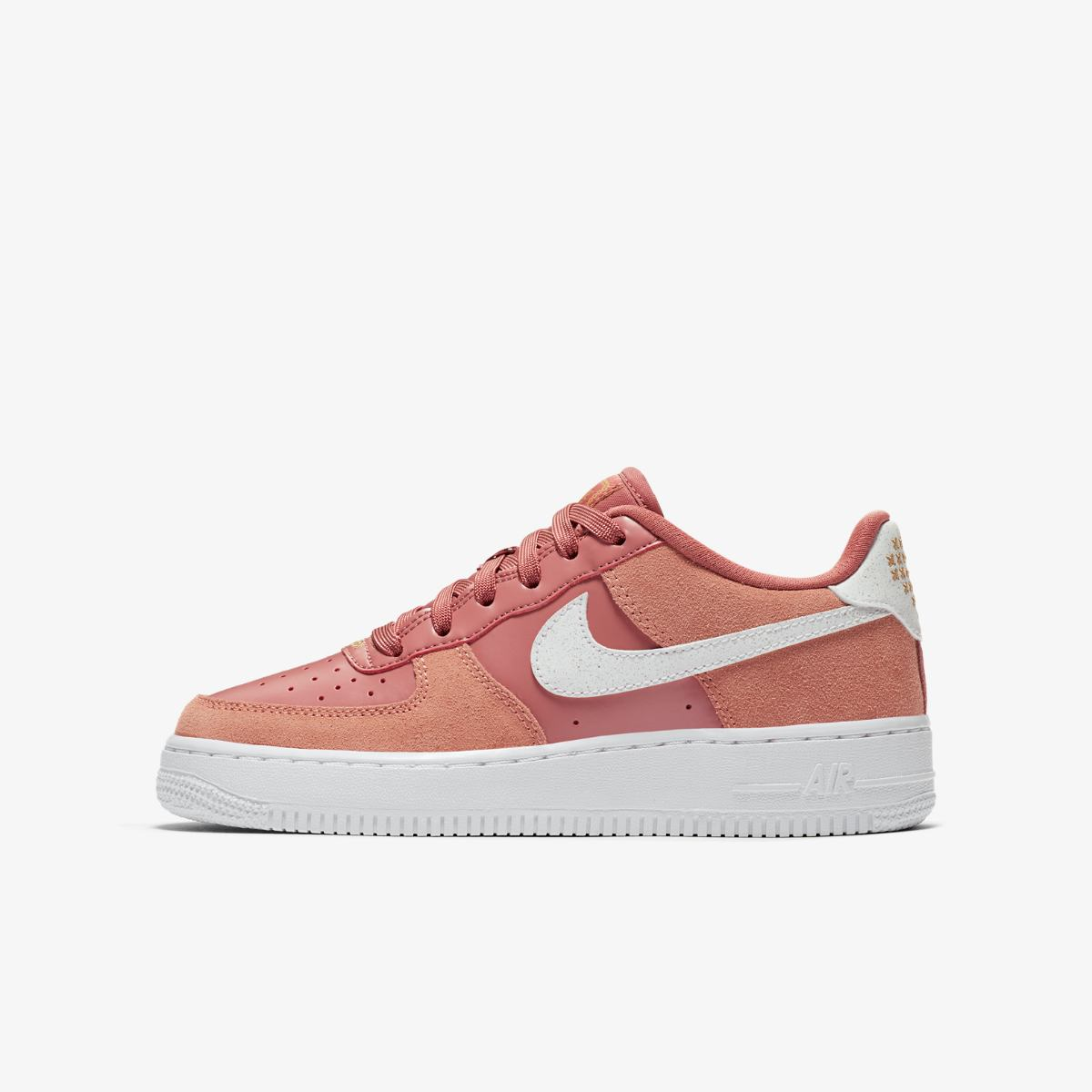 Кроссовки NIKE AIR FORCE 1 LV8 V DAY (GS)