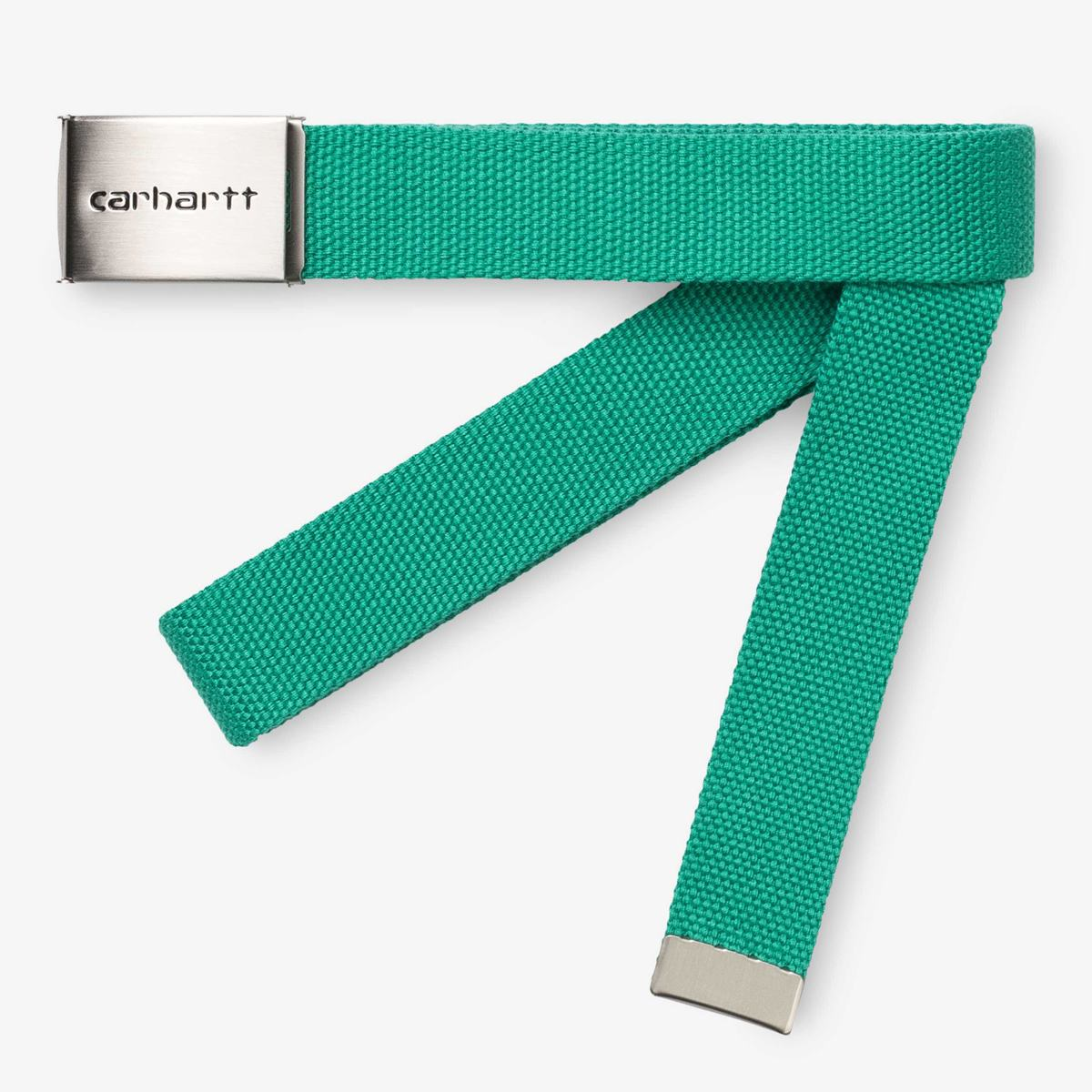 Ремень Carhartt Clip Belt Chrome (12 Minimum)