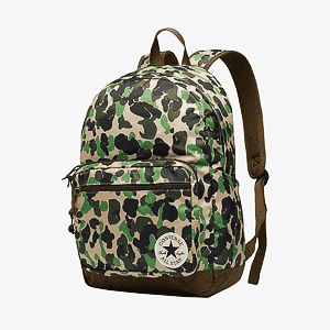 Рюкзак CONVERSE GO 2 BACKPACK LEOPARD/CONVERSE