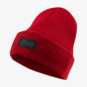 Шапка JORDAN CUFFED BEANIE REFLECT