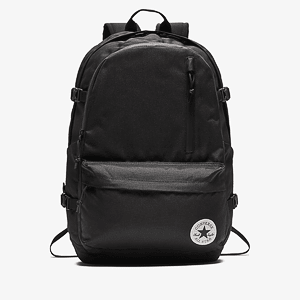 Рюкзак Converse STRAIGHT EDGE BACKPACK BLACK