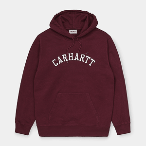 Толстовка Carhartt Hooded University Sweatshirt