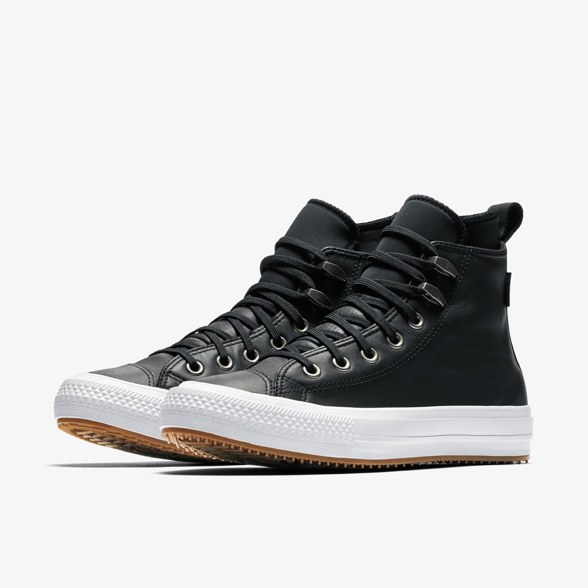 Кеды Converse Chuck Taylor Waterproof Boot Leather