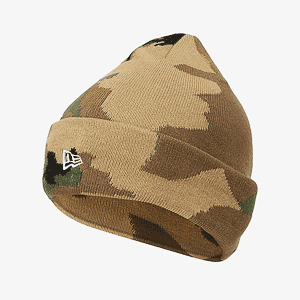 Шапка New Era cuff essential
