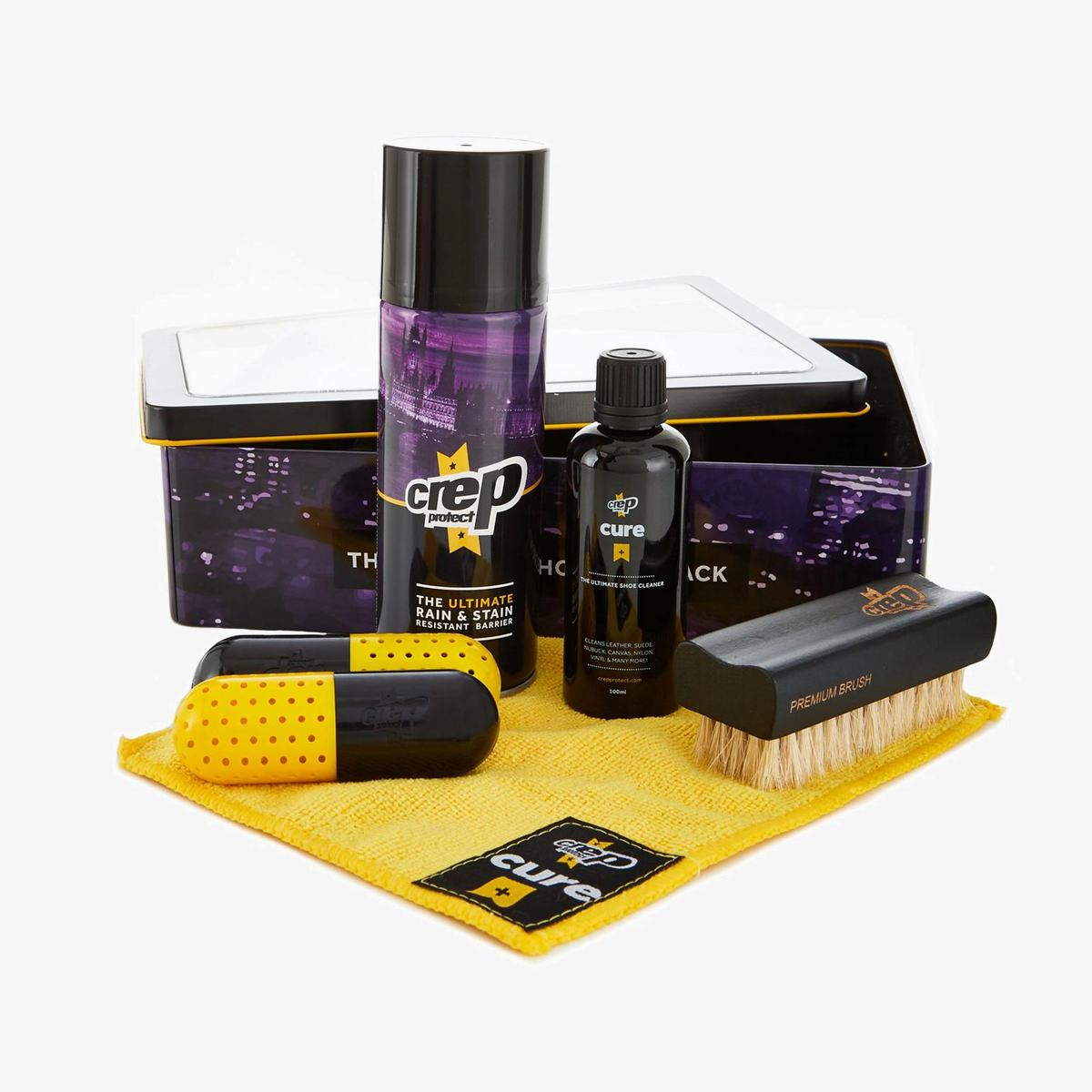 Набор по уходу обуви CrepProtect Crep Protect - Ultimate Gift Pack