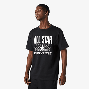 Футболка CONVERSE ALL STAR SS TEE UNI RED