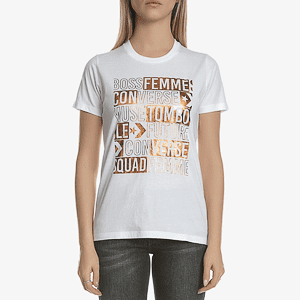 Футболка Converse 100% COTTON WOMENS T-SHIRT