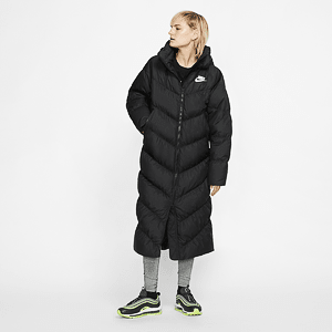 Куртка Nike W NSW DWN FILL PARKA LONG STMT