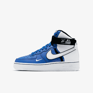 Кроссовки NIKE AIR FORCE 1 HIGH LV8 2 (GS)