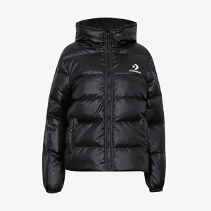 Куртка Converse WOMENS 100% POLYESTER WOVEN DOWN FILL PUFFER