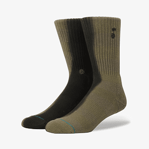 Носки Stance Stance GET SHACKED OLIVE M