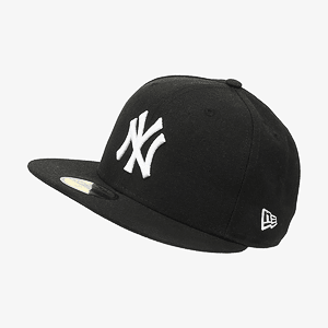 Бейсболка New Era Baseball cap SM LEAGUE BASIC 59FIFTY NEYYAN BLK