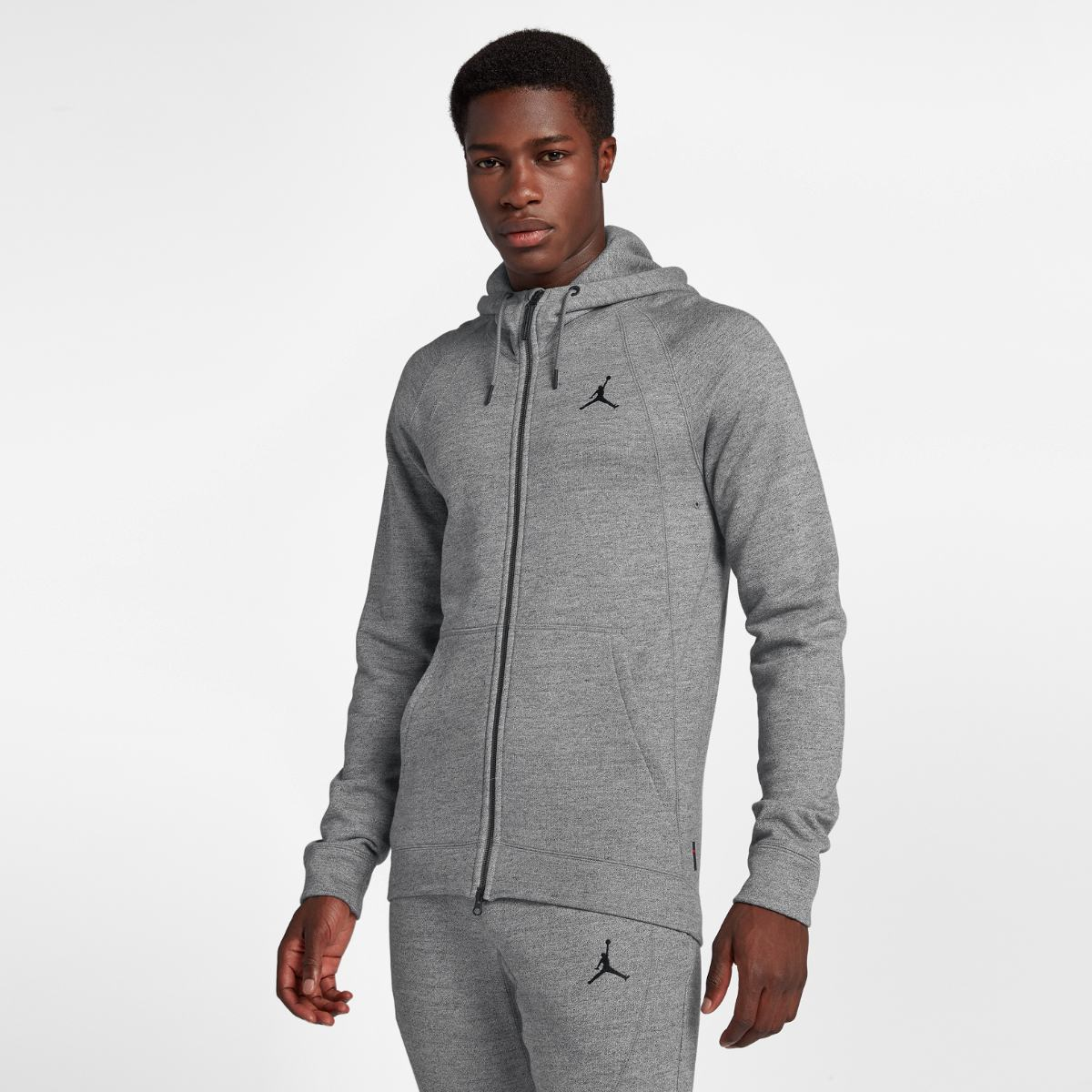 Толстовка Nike JSW WINGS FLEECE FZ